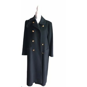 Fleurette - Neiman Marcus Wool Cashmerere Coat